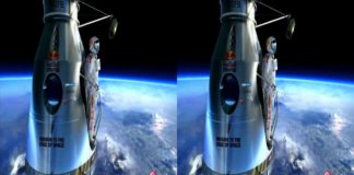 LG 3D Demo - Stratos (Space)