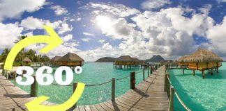 Bora Bora's Overwater Bungalows
