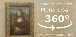Mona Lise Louvre Museum