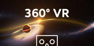 Take a Virtual Reality Tour of Six Real Exoplanets
