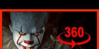 360-degree horror, It Pennywise