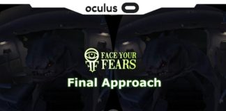 SBS 1080p Final Approach VR FACE YOUR FEARS Samsung Gear VR Gameplay 2018