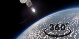 360 Degree Timelapse to the Edge of Space