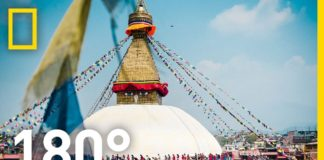 180° Kathmandu, City of Temples National Geographic