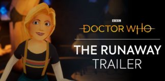 Doctor Who - The Runaway VR Trailer