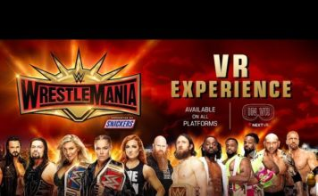 WrestleMania in VR Preview