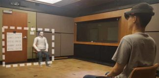 Stanford University's Virtual Human Interaction Lab published a paper on how people interact with AR avatars.