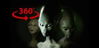 Alien Abduction 360-degree video