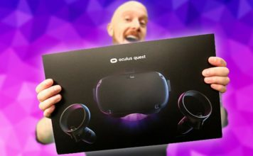 Oculus Quest Setup, Unboxing and Tips