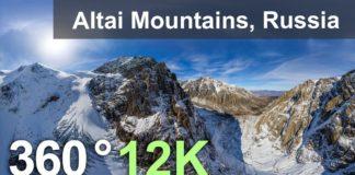 Tour Siberia's Altai Mountains