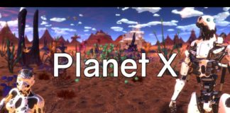 """""""Planet X"""" - an animated 360-degree music video by Xuxo Fernández"""