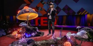 The Dawn of the Age of Holograms - Alex Kipman, Ted Talk, Mixed Reality