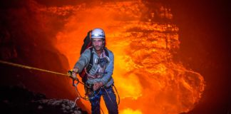 Expedition to the Heart of an Active Volcano