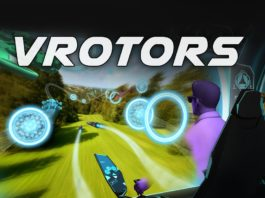 vRotors' Mixed Reality Platform Lets You Race Real Drones Remotely