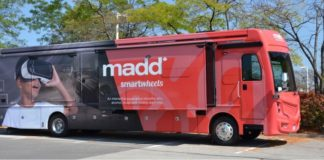 MADD Uses VR to Educate Students About Impaired Driving