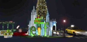 Centennial Brings Augmented Reality to Mall Santa Sets - Elf