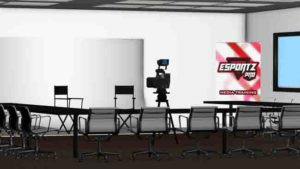 Esportz Entertainment Corp. is planning to build a state-of-the-art broadcast studio