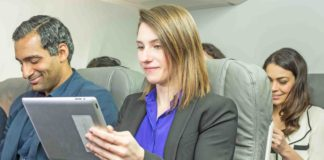 Japan Transocean Air Offering Augmented Reality on All Flights