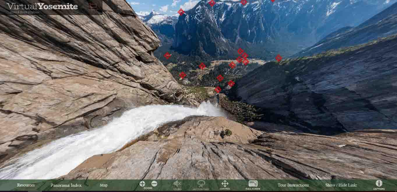 Scott Highton Creates Breathtaking VR Tour of Yosemite National Park