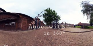 Auschwitz in 360 Degrees