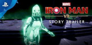 Marvel's Iron Man VR To Launch on PlayStation VR, Feb. 28