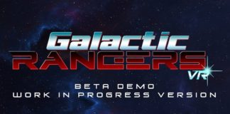 Galactic Rangers VR Coming this Fall