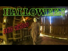 Scary 360-Degree Michael Myers Halloween Video