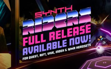 Kluge Interactive Launches VR Rhythm Game Synth Riders