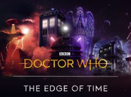 Doctor Who: The Edge of Time Launches Today