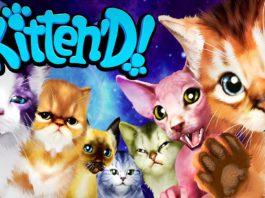 Star Vault Releases Kitten'd for PlayStation VR