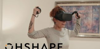 OhShape Is Now Available on HTC Viveport