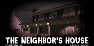 Scriptum VR: The Neighbor's House Escape Room Releases Dec. 3