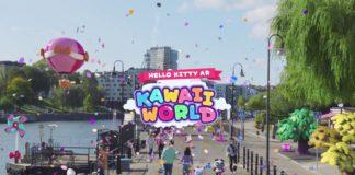 Pre-Registration Opens for Hello Kitty AR: Kawaii World