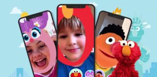 Sesame Street Yourself AR App Comes to Apple