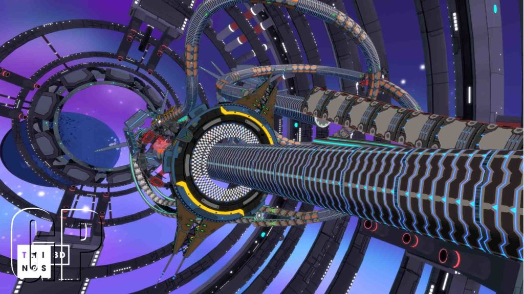 Radial-G: Proteus is a futuristic arcade racer for the VR generation