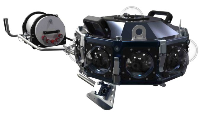 VRTUL Unveils High-Res Underwater 360-Degree Camera