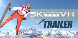 Ski Jumping Pro VR game Launches on PSVR and Steam