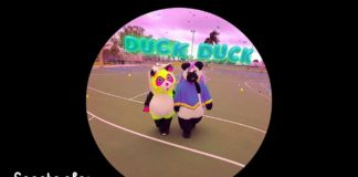 Harmony Korine Shoots 'Duck Duck' on Snap's Spectacles 3