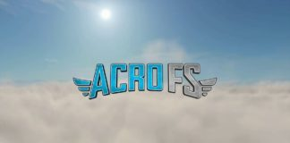 Acro FS Updated with New Aircraft, Airports