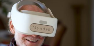 MyndVR Partners with Palo Alto Retirement Community
