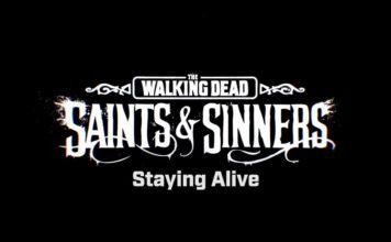 "Behind-the-Scenes of ""The Walking Dead: Saints & Sinners"""