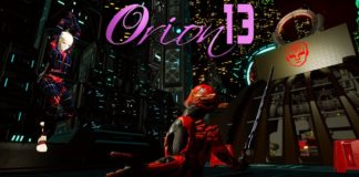 Orion13 Coming to Oculus and Steam in February