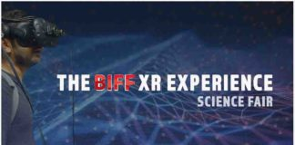 BIFF XR Experience Showcases the Latest VR and AR Art