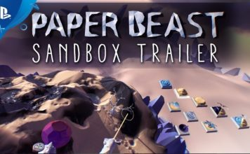 Pixel Reef Reveals Sandbox Mode for VR Game Paper Beast