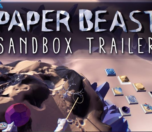 Pixel Reef Reveals Sandbox Mode for VR Game Paper Beast