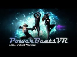 PowerBeatsVR Update Lets You Play to Your Own Beat